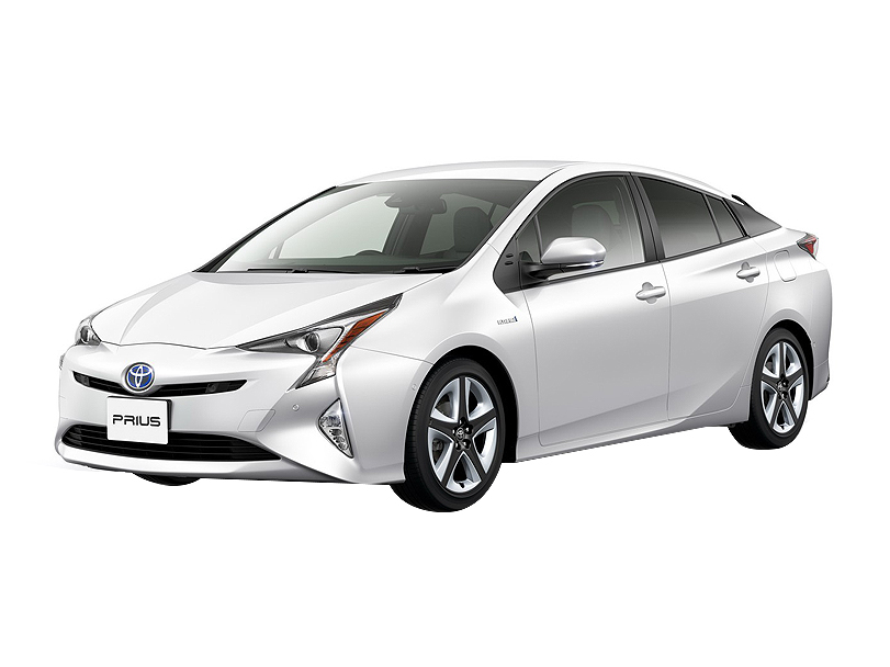 Toyota Prius S User Review
