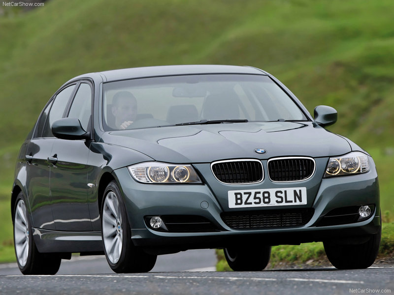 BMW 3 Series 2013 Exterior Front End