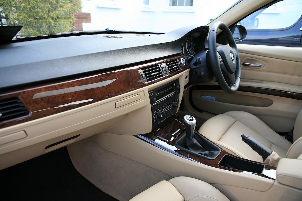 BMW 3 Series Interior Dashboard