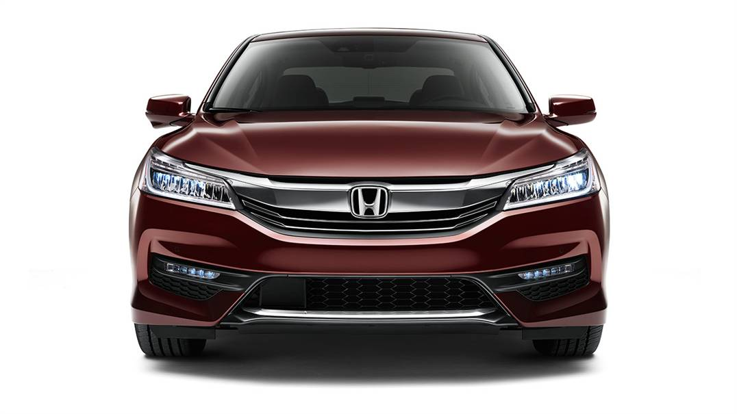 Honda Accord 2018 Exterior Front End