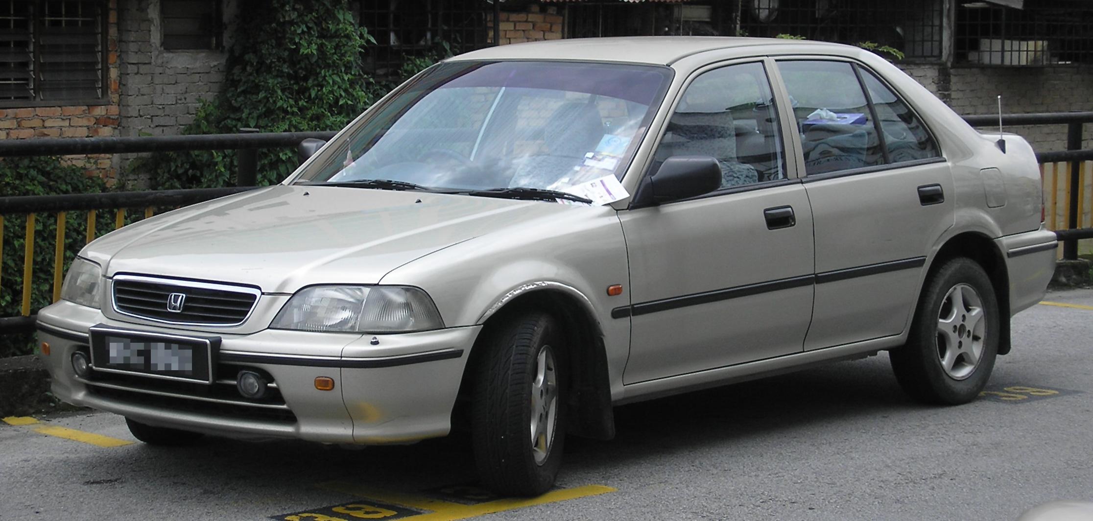 Kelebihan Honda City 1997 Spesifikasi