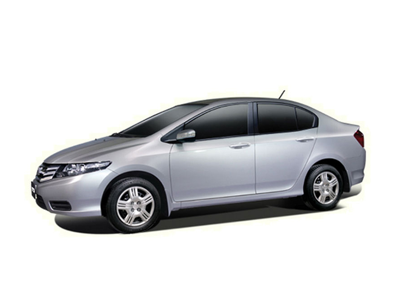Honda City 2019 Exterior Side View