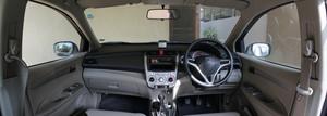 Honda City 2009 Interior Cabins