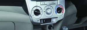 Honda City 2009 Interior Double Din Adapters