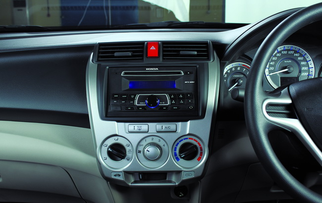 Honda City 2018 Interior Dashboard