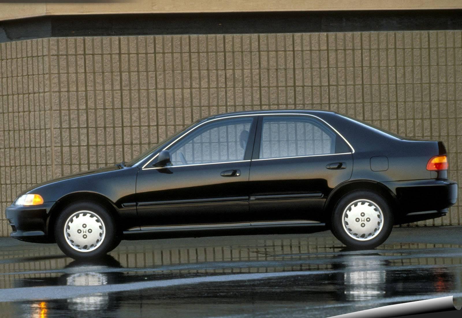 Honda Civic 1995 Exterior Side View