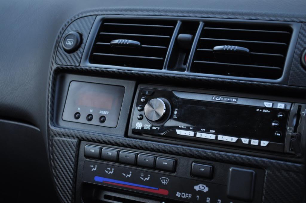 Honda Civic 2001 Interior Climate Control