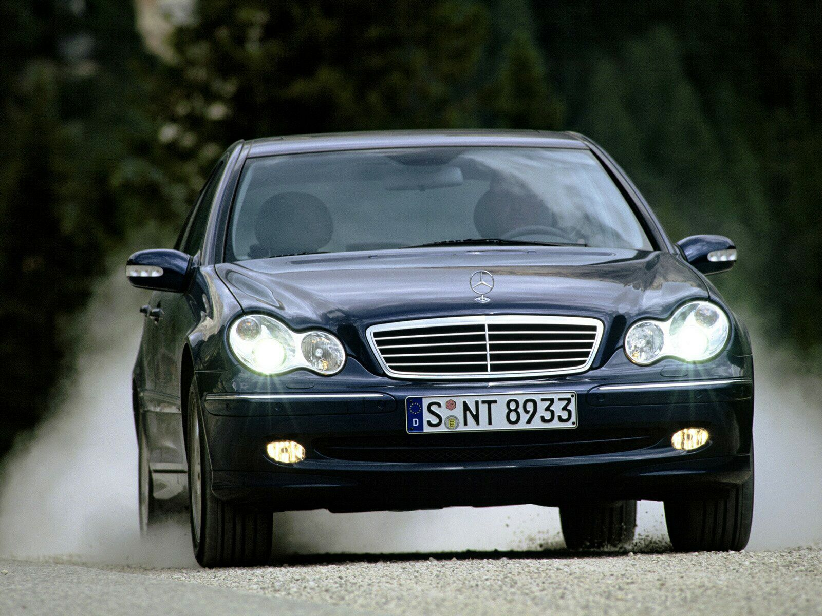 Mercedes Benz C Class 2007 Exterior Front End