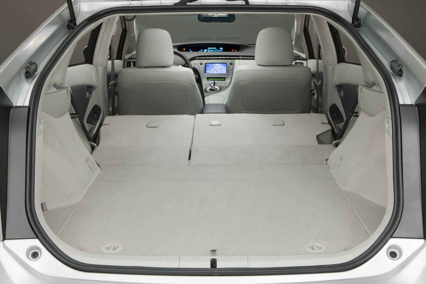 Toyota Prius 2015 Interior Boot/Trunk