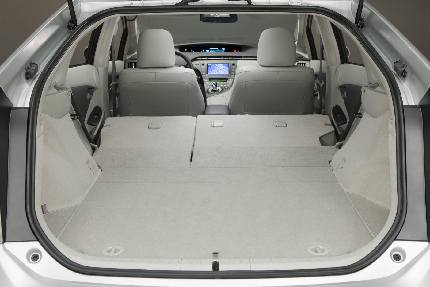 Toyota Prius Interior Boot/Trunk