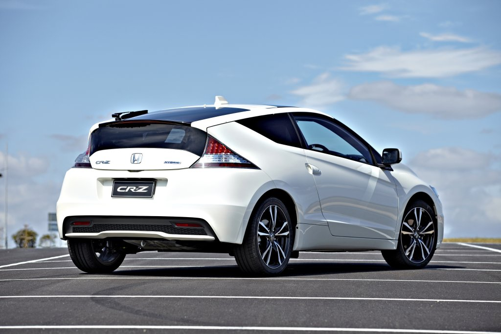 Honda CR-Z Sports Hybrid 2016 Exterior Rear End