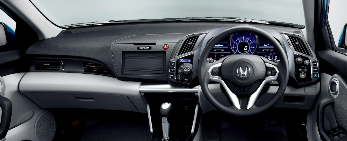Honda CR-Z Sports Hybrid 2016 Interior Dashboard