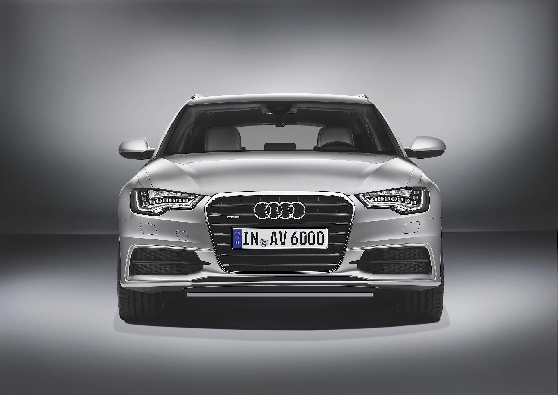 Audi A6 2018 Exterior Front End