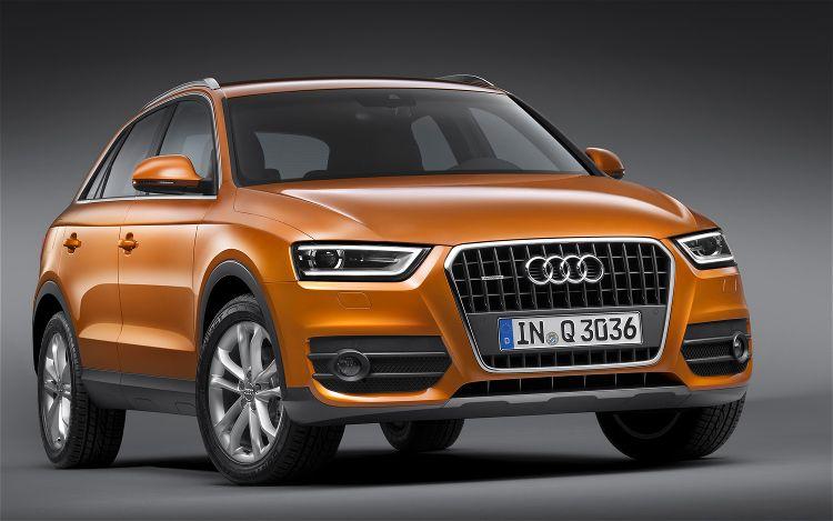 Audi Q3 2020 Exterior Front End
