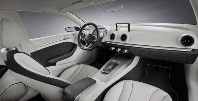 Audi A3 2019 Interior Cabin