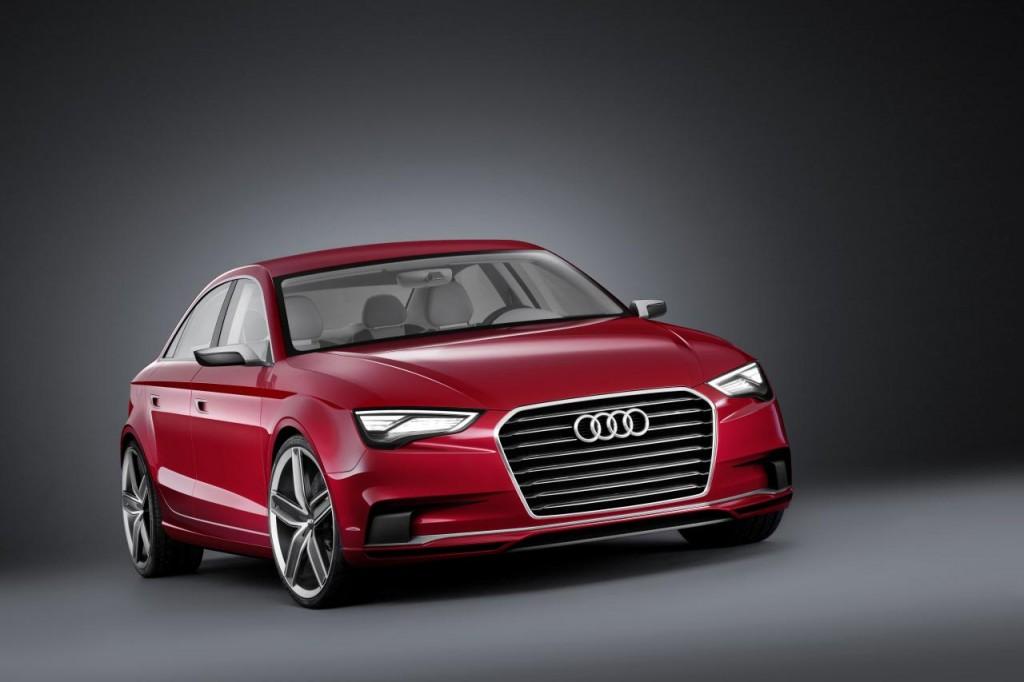 Audi A3 2018 Exterior Front End