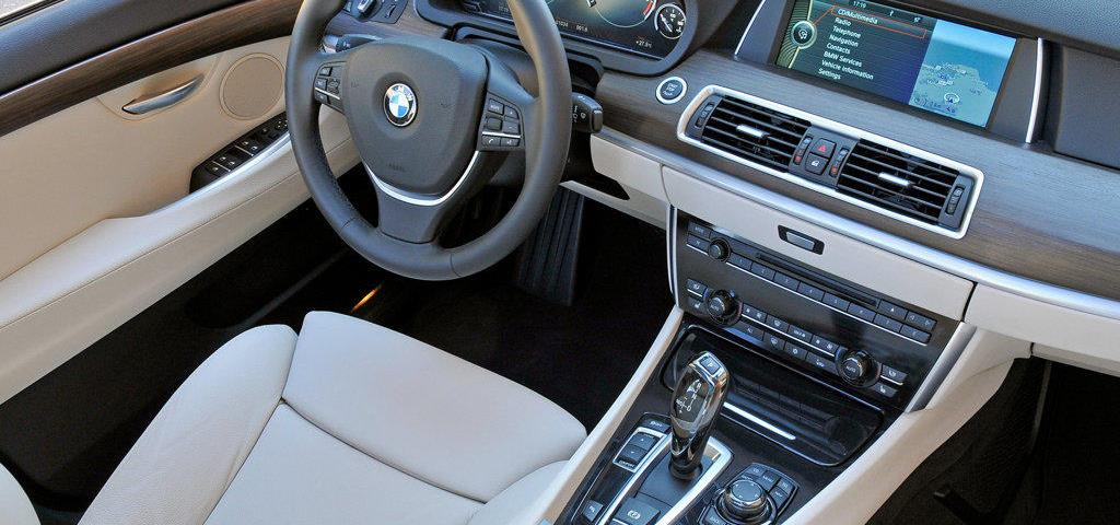 BMW 5 Series 2017 Interior Dashboard