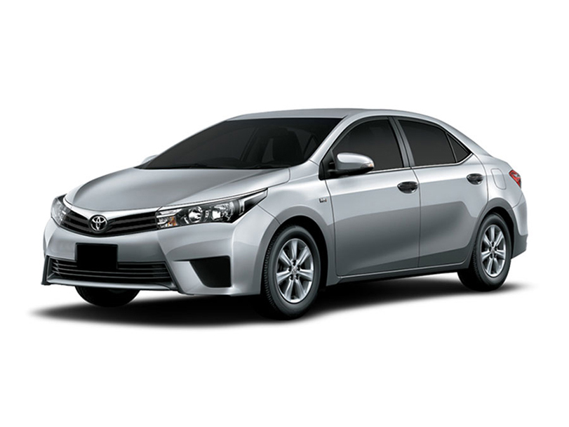 Toyota Corolla  New Car Price