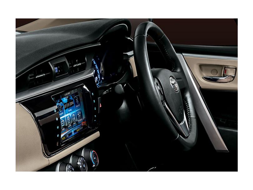 Toyota Corolla 2020 Interior