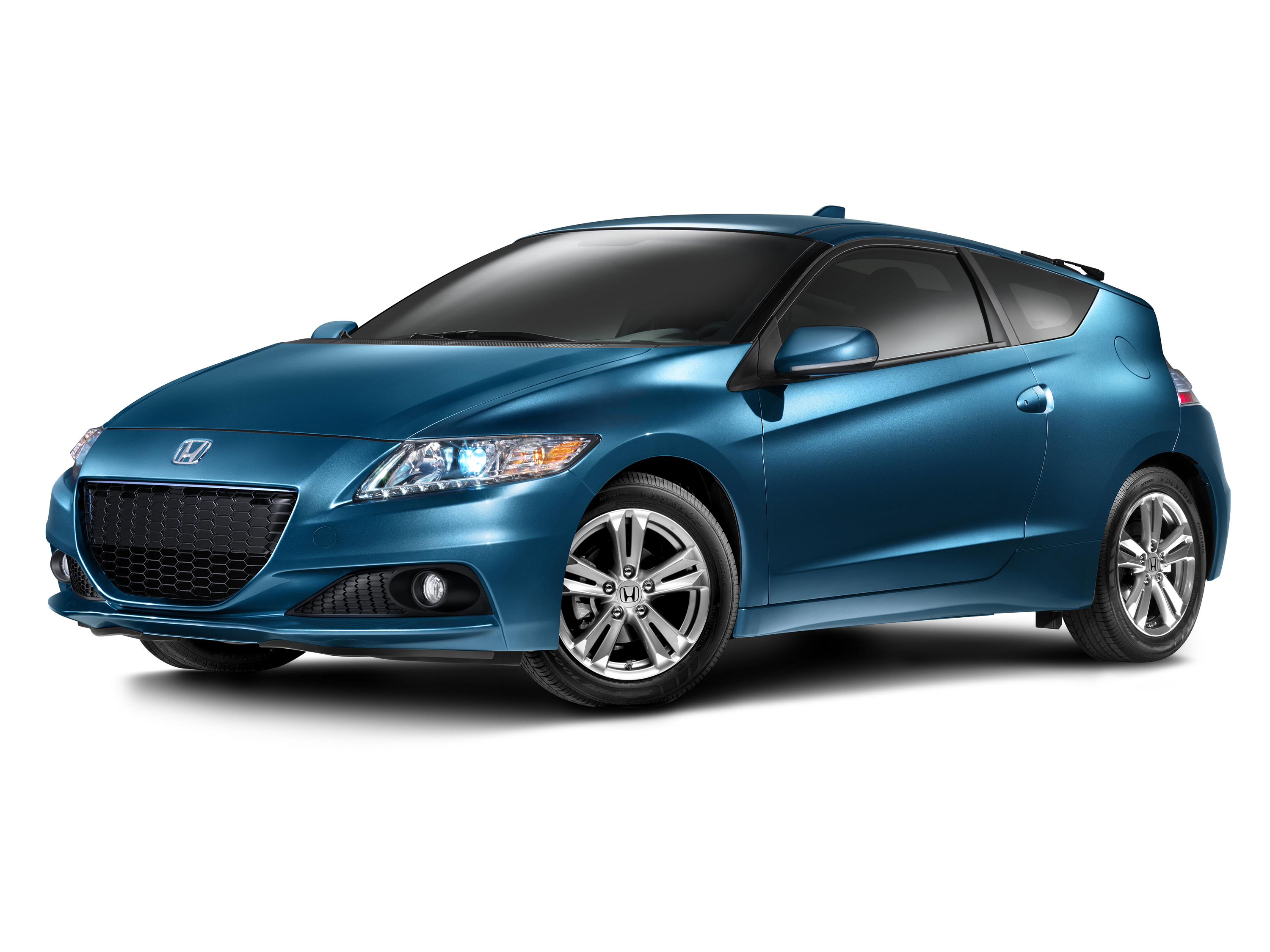 Honda Cr Z Sports Hybrid 2016 Exterior Side View