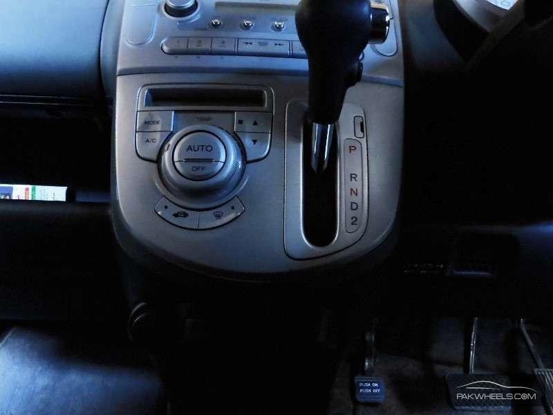 Honda Life 2014 Interior Climate Control