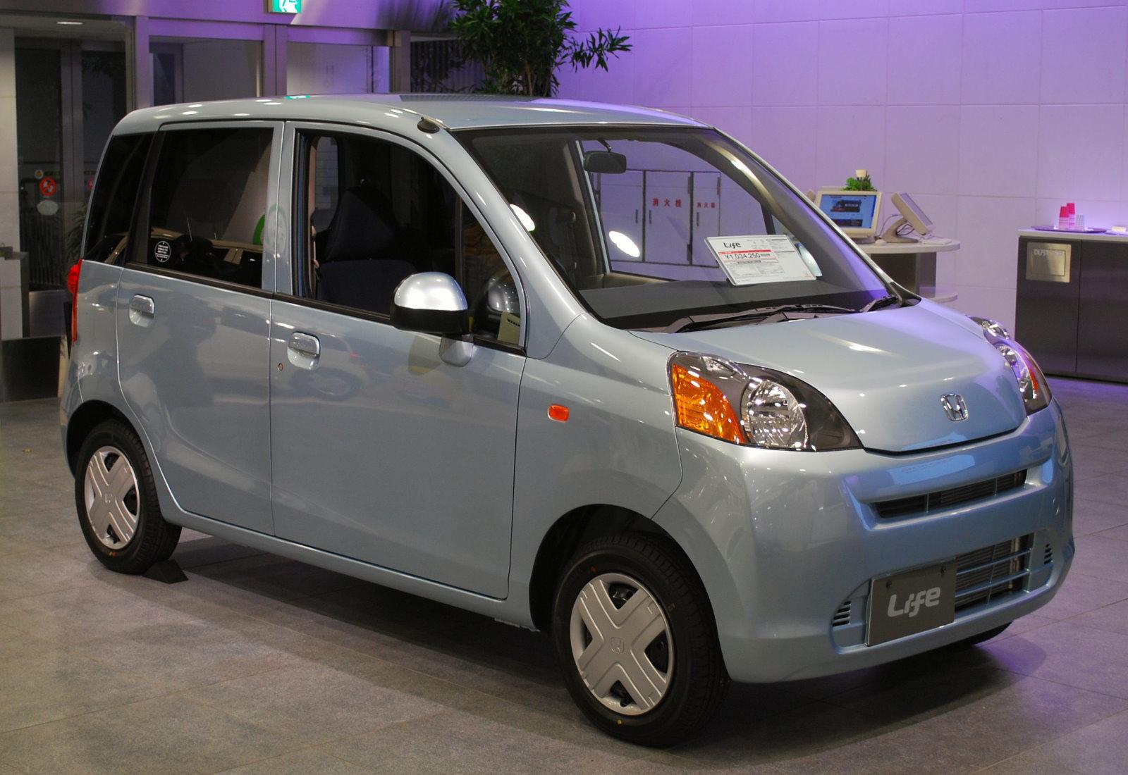 Honda Life 2014 Exterior Front View
