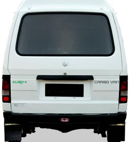 Suzuki Bolan 2012 Exterior Rear End