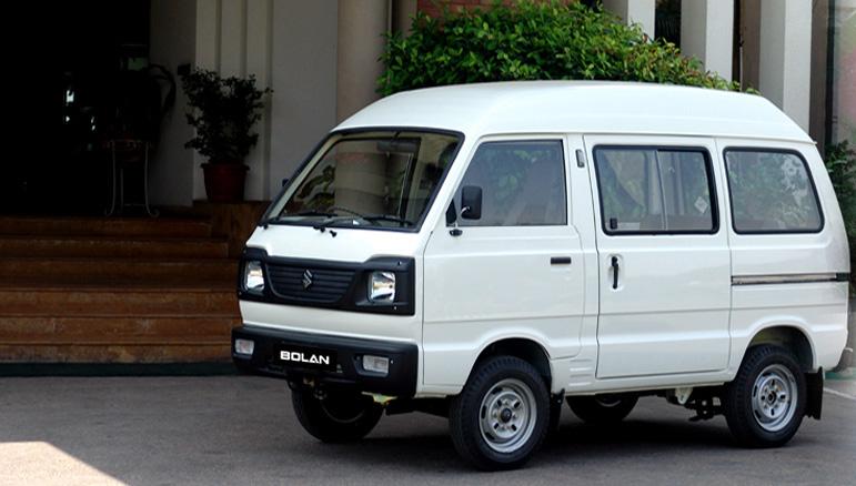 Suzuki Bolan 2012 Exterior Side View