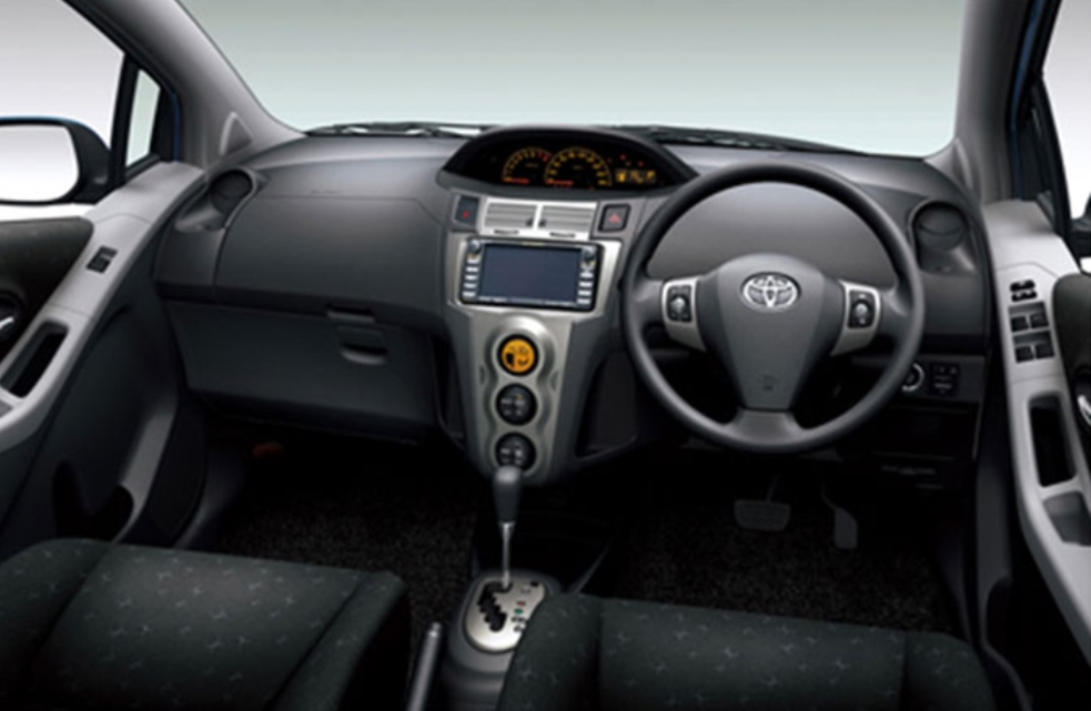 Toyota Vitz B Intelligent Package 1 0 In Pakistan Vitz