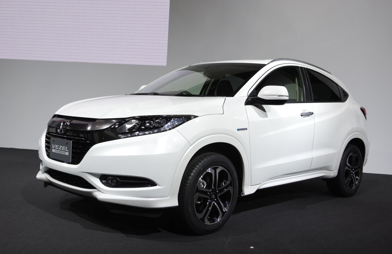 Honda Vezel  Exterior Side View