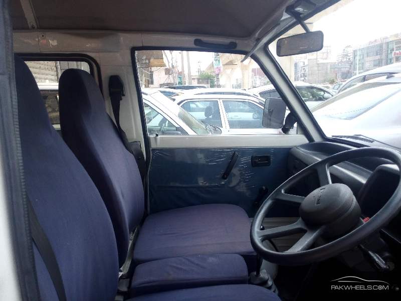 Suzuki Bolan 2020 Interior Cabin