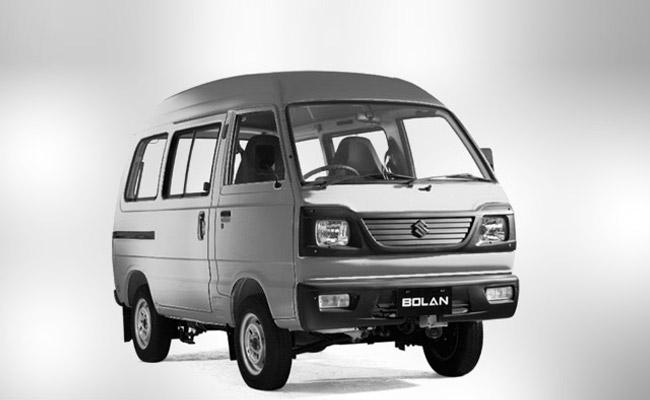 Suzuki Bolan 2018 Exterior Front End