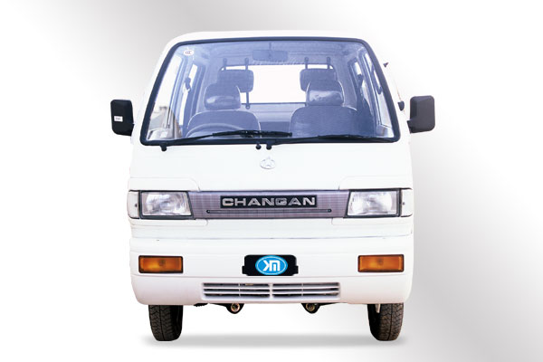 Changan Gilgit  Exterior Front End