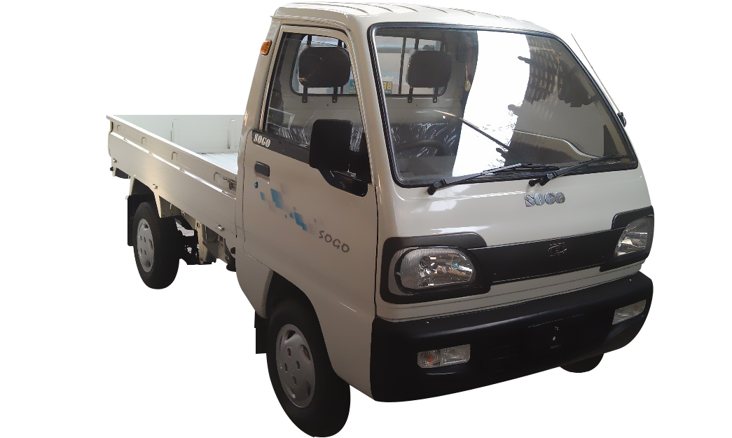 Sogo Pickup  Exterior Front End