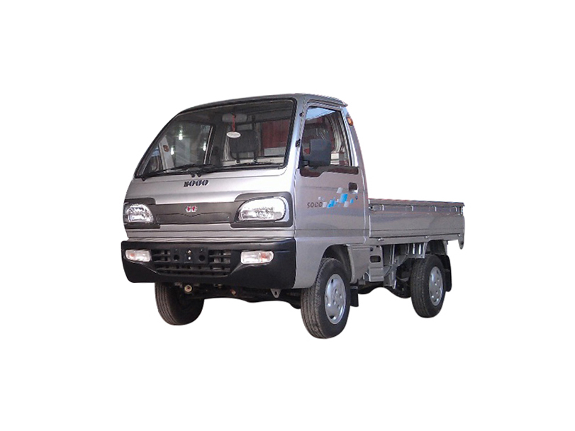 Sogo Pickup  Exterior Side View