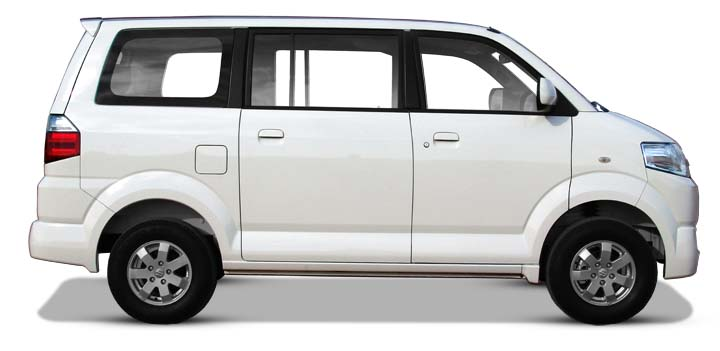 Suzuki APV  Exterior Side View