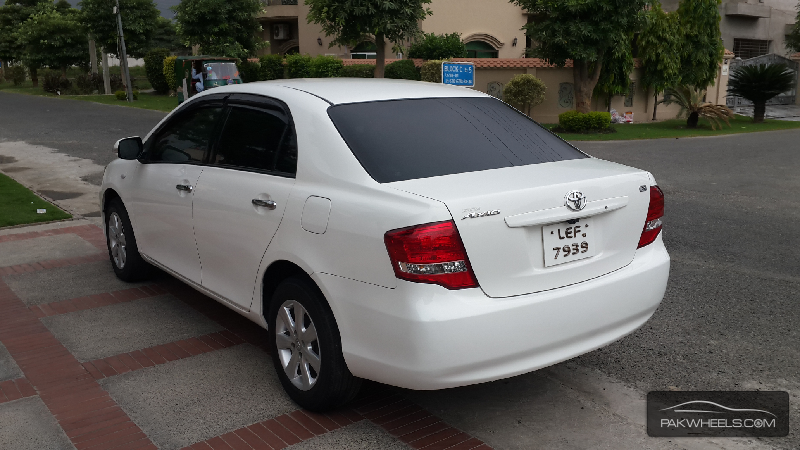 2006 Toyota Corolla For Sale >> Toyota Corolla Axio 2006 - 2012 Prices in Pakistan, Pictures and Reviews | PakWheels