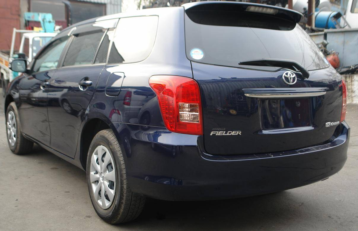 Toyota Corolla Fielder 2012 Exterior Rear End