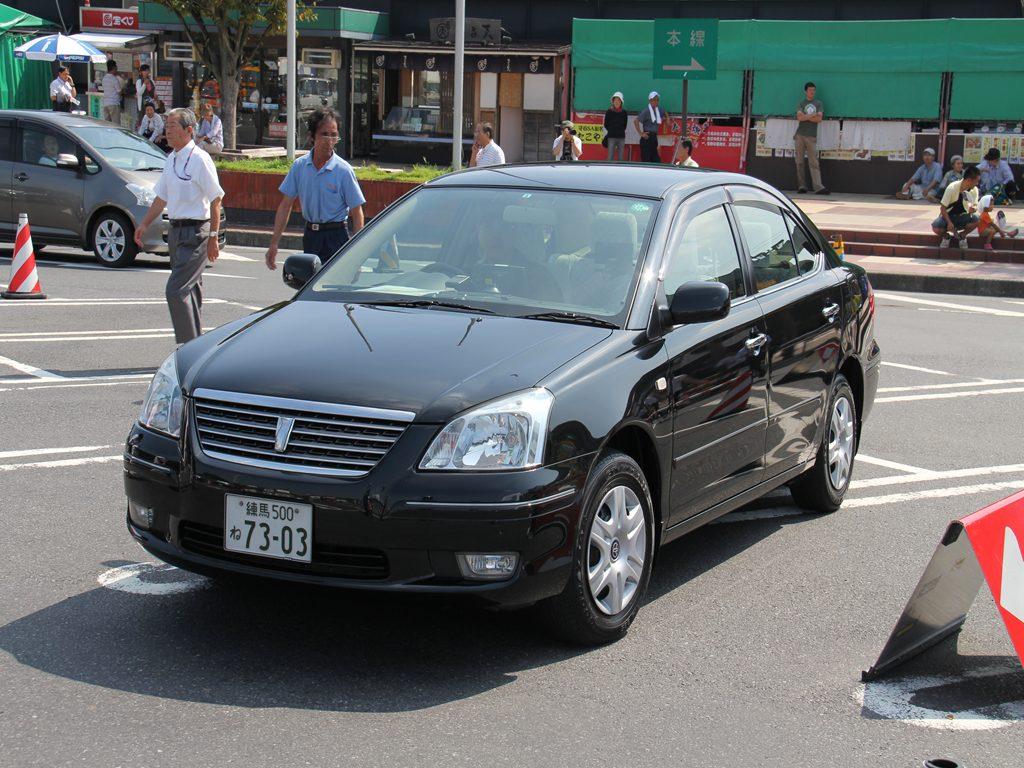 Toyota Premio 2007 Exterior Front End