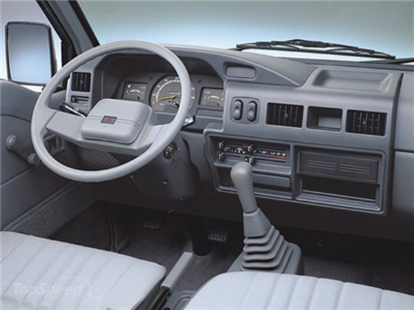 Mitsubishi L300  Interior Dashboard