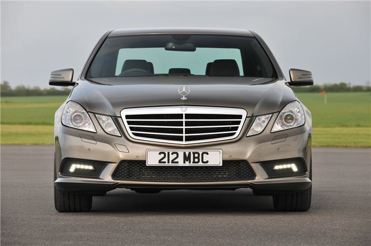 Mercedes Benz E Class 2016 Exterior Front End