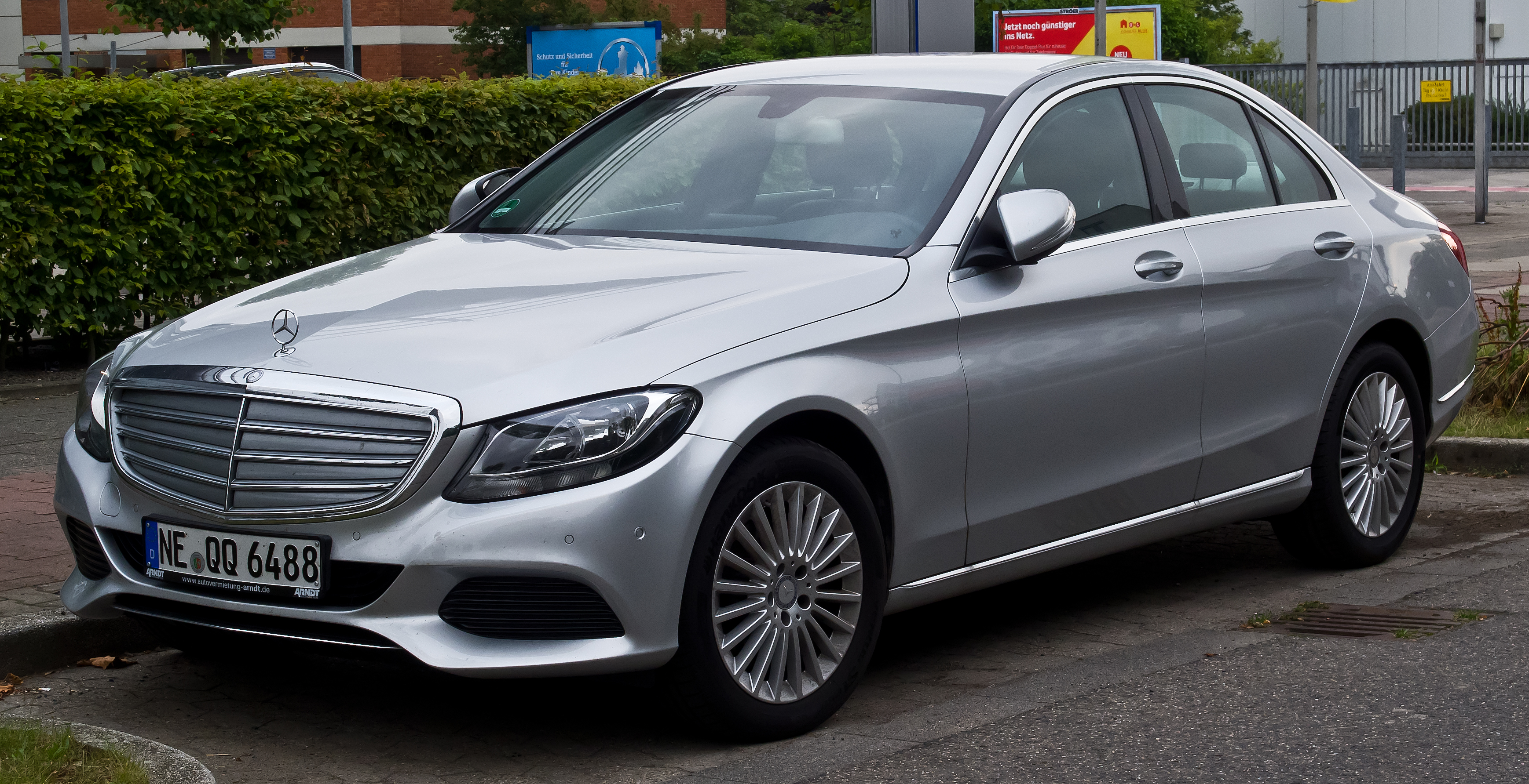 Mercedes benz c class 2017 prices in pakistan pictures for Average cost of a mercedes benz