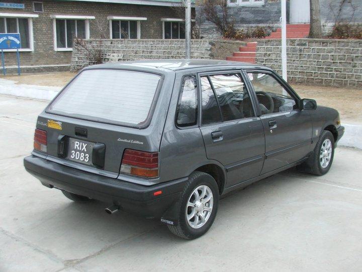 Suzuki Khyber 1999