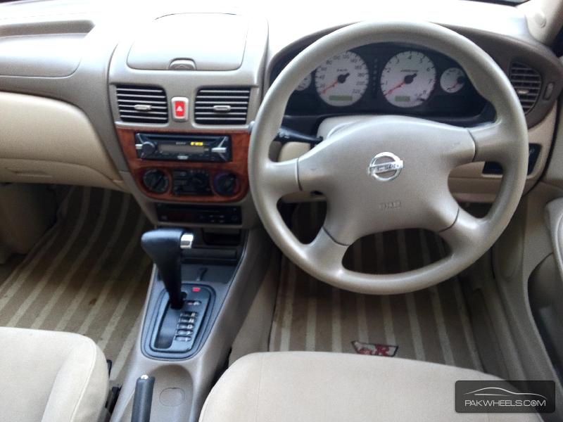 Nissan Sunny Ex Saloon Automatic 1 6 In Pakistan Sunny