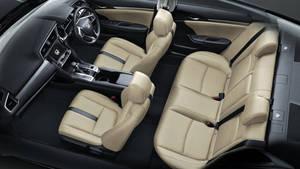 Honda Civic 2016 Interior High Grade Interiors