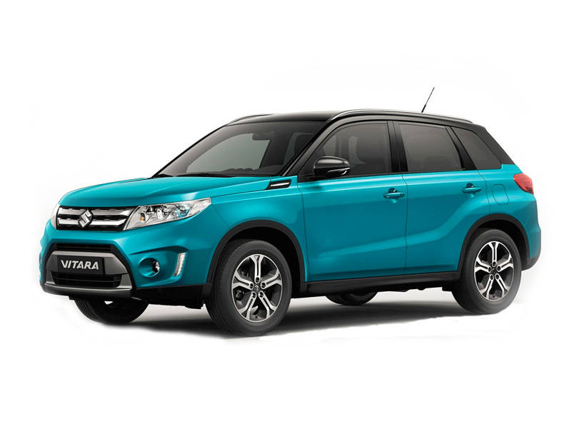 Suzuki Vitara GL+ 1.6 User Review
