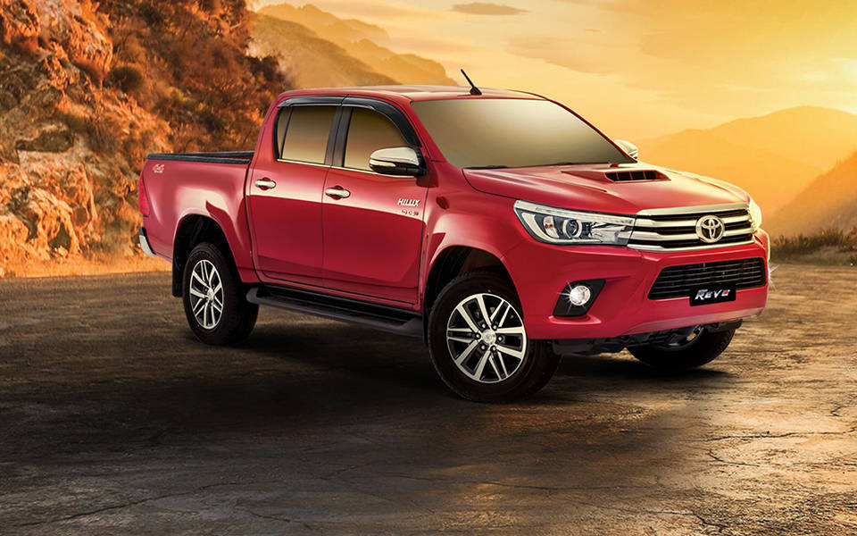 Toyota Hilux 2019 Prices In Pakistan Pictures Reviews Pakwheels