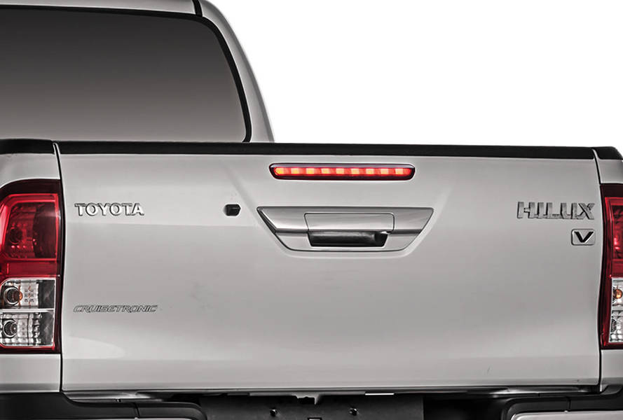 Toyota Hilux 2019 Exterior Tailgate Stop Lamps