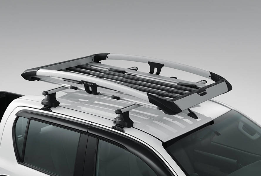 Toyota Hilux 2019 Exterior Roof Tray