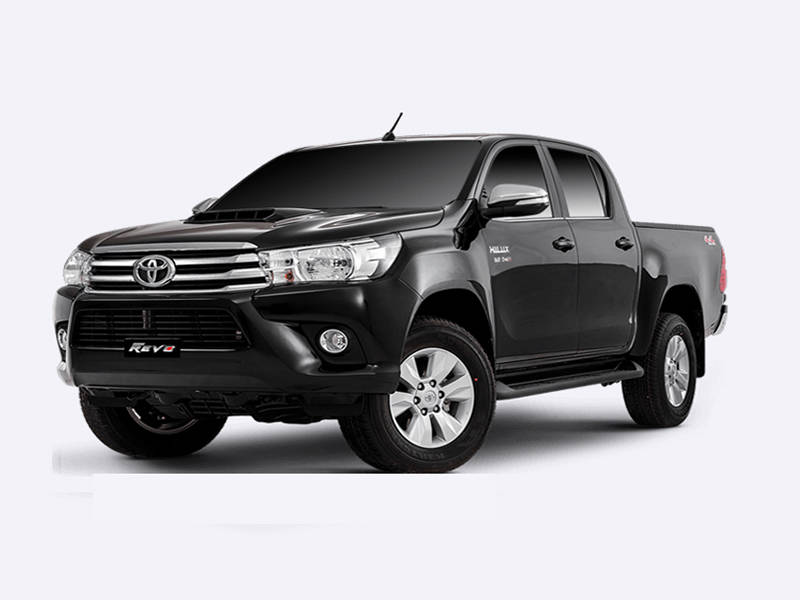 Toyota Hilux User Review